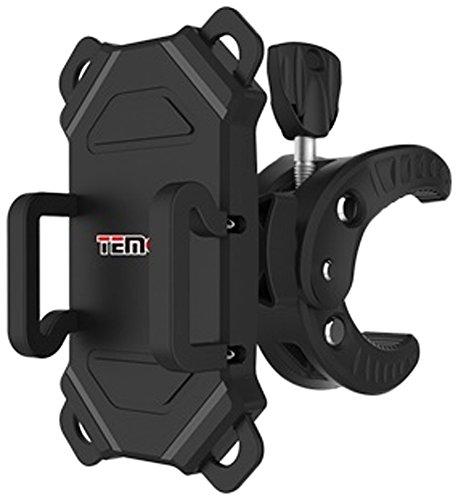 Temco hcm105-n-Handy Halterung für Fahrrad und Motorräder, 6.3Zoll, Schwarz