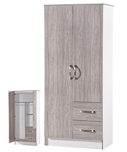 marina-2-door-double-combination-wardrobe-ultra-high-gloss-quality-units-grey-oak-gloss-ash-white-by