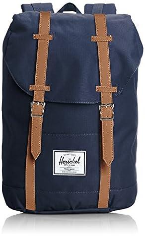 Herschel 10066-00007 Retreat Backpack Rucksack, 1 Liter,