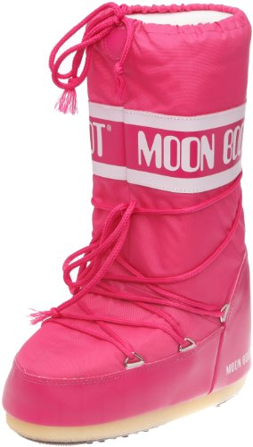 Moon Boot, Tecnica Nylon, Stivali, Unisex, (Bouganville 062), 35-38