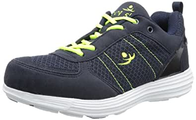 Chung Shi Duxfree Nassau 8800680, Herren Walkingschuhe, Blau (navy/lime), EU 41 (UK 7.5)