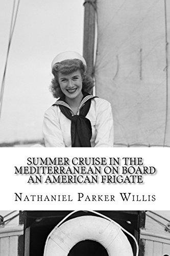 Summer Cruise in the Mediterranean on board an American frigate