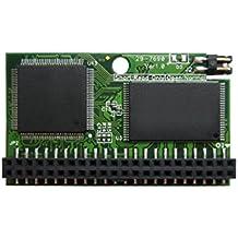 Transcend TS1GPTM820 1GB IDE SLC memoria flash - Tarjeta de memoria (IDE, SLC, 0 - 70 °C, -40 - 85 °C, 0 - 95%)