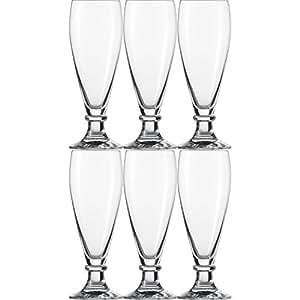 Schott zwiesel set 6 bicchieri birra 0 3 l mod premium for Bicchieri birra prezzi