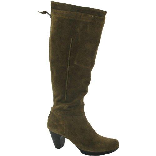 Riva Damen Stiefel Toucan (40 EUR) (Braungrau)