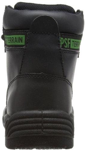 Psf Safety, Bottes Chukka Adulte Mixte Noir (black)