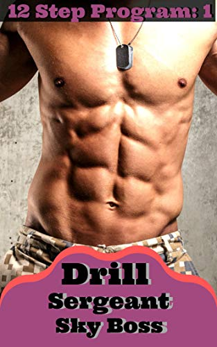 Drill Sergeant: Taboo Gay Older Younger Erotica (12 Step Program Book 1) (English Edition) - Gay Marine