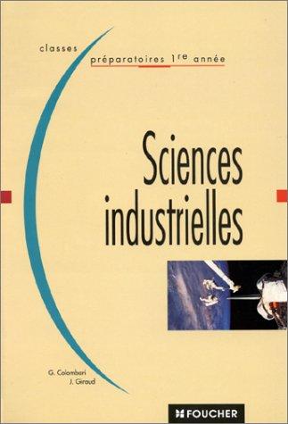 Sciences industrielles, 1ère