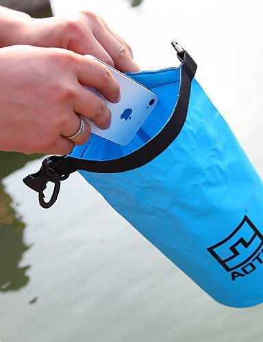 ZQ at6623 1,5 l Digitalkamera wasserdichte Tasche blue-12 cm