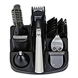 Haarschneider Hair Clipper Rasierer stellt Elektrorasierer Bart Trimmer Haar schneiden Grooming Kit 6 In 1 for herren