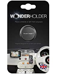 Wonder Holder - For Mobile phones, Smart Phones, Satellite Navigation (Sat Nav GPS),iPod (Touch, Nano & Shuffle) MP3 Players (Flash only), PDAs Remote controls ,Radar detectors, Pagers etc