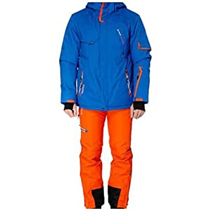 Peak Mountain – Ski-Kleidung Set Mann Cosmic