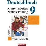 Trainingsheft 9 Klassenarbeiten und zentrale Prufung Nordrhein: Trainingsheft mit Lösungen