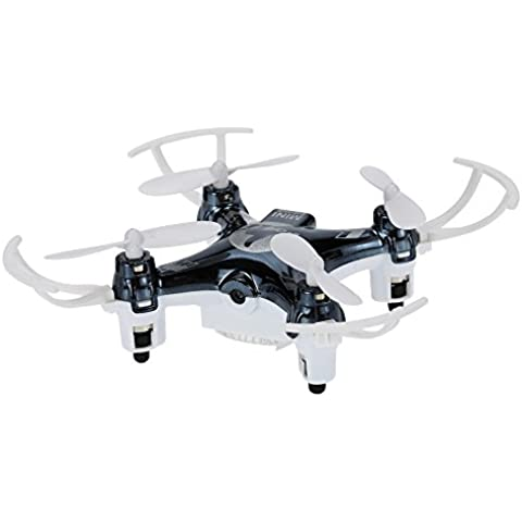 Goolsky FQ777 951W 2.4G 4CH 6-Axis Gyro WiFi FPV Drone con 0.3MP Camera RC Quadcopter con 3D-flip modalità senza testa funzione - Asse Pilota