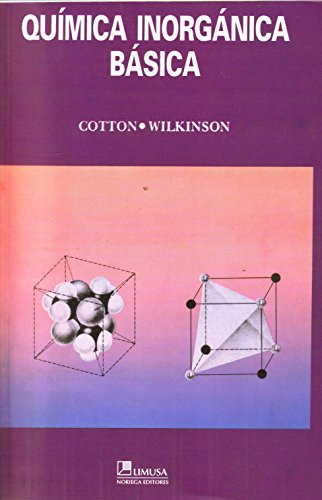 Quimica inorganica basica por Bob Cotton