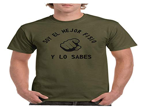 Camisetas divertidas Child Mejor fisio lo Sabes -