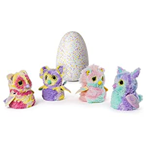 Hatchimals 6043737 Mystery Egg Electronic Pet, Multi-Colour