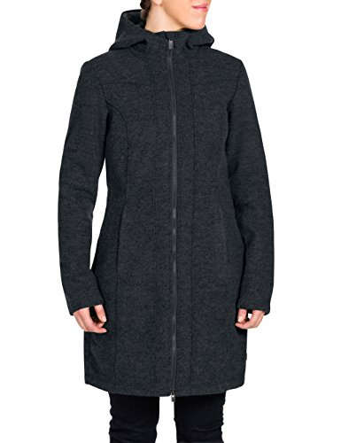 Vaude Damen Women's Tinshan Coat Jacke, Phantom Black, 44