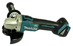 Makita DGA 504 Z 18 V Li-Ion Akku 125 mm Winkelschleifer Solo - nur das Gerät, ohne Akku, Lader, Koffer