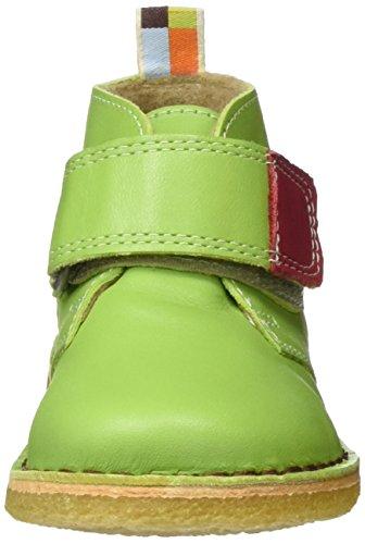 9af821635153e Loud + Proud Desert Boots, Bottes courtes avec doublure chaude mixte enfant  Vert - Vert ...