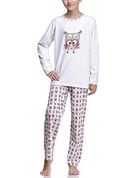 Timone Mädchen Schlafanzug 210