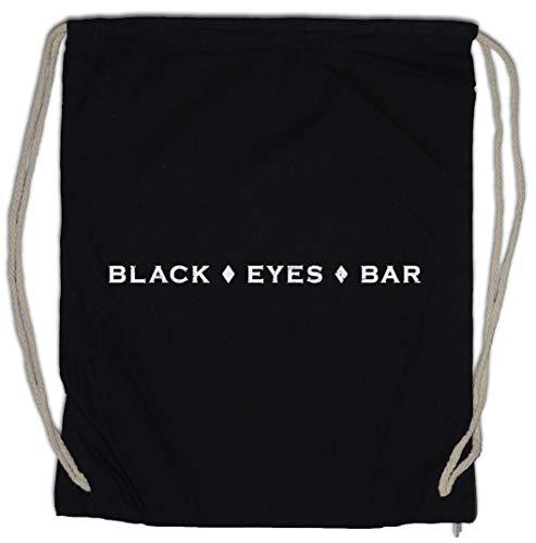 Urban Backwoods Black Eyes Bar Turnbeutel Sporttasche