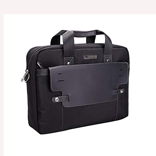 BR-Bag Reise-Computer-Tasche, Multifunktions-Oxford-Stoff-Computer-Tasche, Business-Pendler-Tasche, Konferenztasche, Geeignet für Freizeit/Reisen/Einkaufen/Männer/Frauen - Importierte Designer-taschen