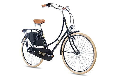 KCP 28 Zoll Citybike Damen Hollandrad – Deritus N3 schw… | 04250585408531