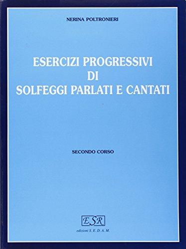 Esercizi progressivi di solfeggi parlati e cantati: 3
