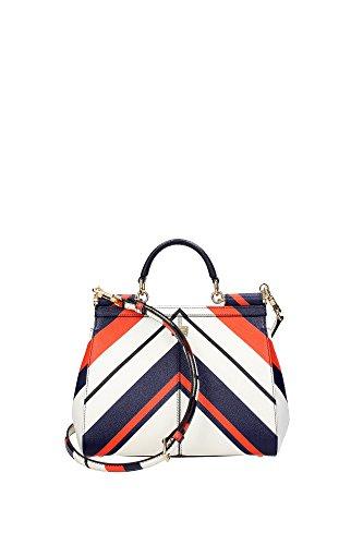 BB6002AC53587792 Dolce&Gabbana Sac à main Femme Cuir Blanc Blanc