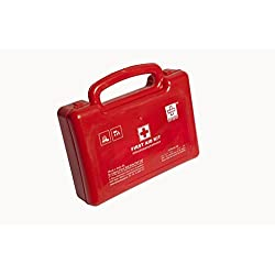 FIRST AID PLASTIC BOX - MEDIUM HANDY - EMPTY