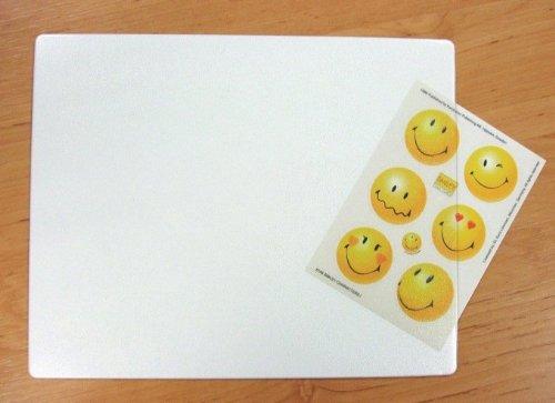 Mauspad / Mousepad für Fotos / Bilder / Notizen zum Selbstgestalten transparent 24 x 19 cm