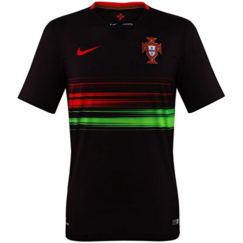 2015-2016 Portugal Away Nike Football Shirt Kids