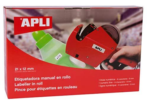 Agipa 101418 - Etiquetadora 1 línea