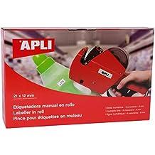 APLI 101418 - Máquina etiquetadora de 1 línea y ...