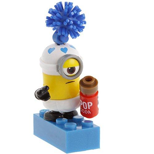 Minions Figur Mega Bloks von Mattel 8-teilig zum Spielen und Sammeln