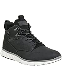Timberland CA1HPU Killington Hiker Chukka Forged Iron, Zapatos cordones hombre, gris