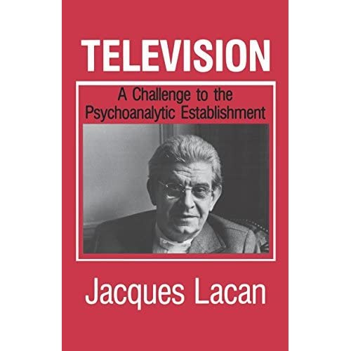 Television by Lacan Jacques (1980-01-01)