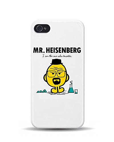 iPhone 5/5S Mr. Heisenberg 'Breaking Bad' 3d Coque de protection