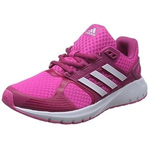 adidas Damen Duramo 8 W Laufschuhe  36 2/3 EU (4 UK)Pink (Shock Pink/Ftwr White/Bold Pink)