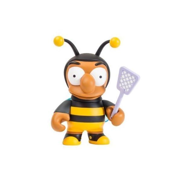 Kidrobot The Simpsons Bumblebee Man Action Figure by Khamchaii 1
