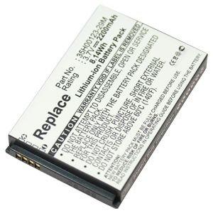 subtel® Premium Akku für HTC 7 Pro (2200mAh) BA S550 (XL) Ersatzakku Batterie Wechselakku