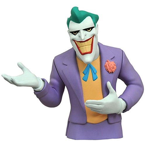 DC Comics Batman Série animée Joker Bust Bank