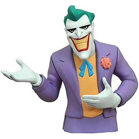 Batman Animated Series Joker Bust Bank
