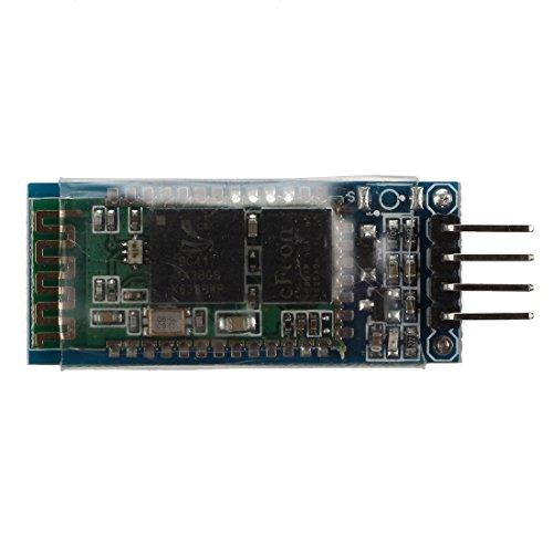SODIAL(R) Bluetooth sans fil en forme de serie module esclave HC-06 pour Arduino