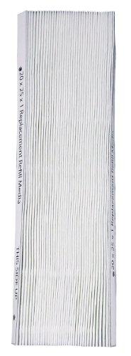 16x 25x 1Aftermarket Nachfüller für Filtrete 500Staub & Pollen Filter (2Pack)