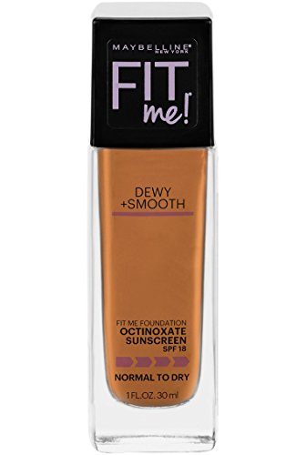 Maybelline New York Fit Me Foundation (Grundierung) (355 Coconut)