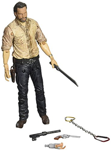 Walking Dead TV Series 6 Rick Grimes Figura de acción 2