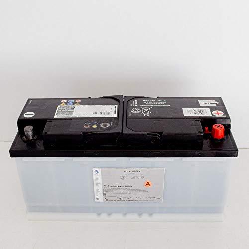 GTV INVESTMENT A8 D3 - Batteria al piombo-calcio 000915105DL 12V 110Ah 520A DIN 850A 2008