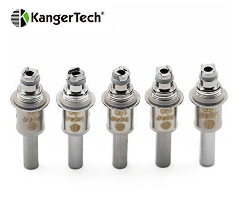 KangerTech-5er-Pack-Dual-Coil-Unit-18-Ohm-fr-AeroTank-AeroTank-mini-AeroTank-mega-Protank-3-Mini-Protank-3-EVOD-2-T3D-EVOD-Glass